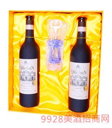 齐力杨梅果酒720ml