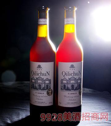 齐力杨梅果酒750ml