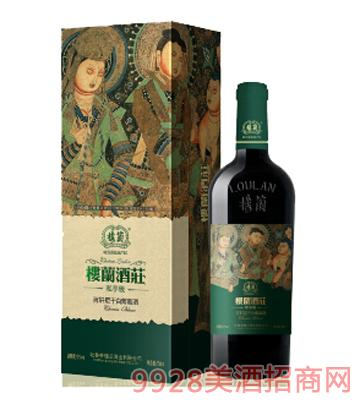 楼兰酒庄百轩尼干白葡萄酒(私享级)