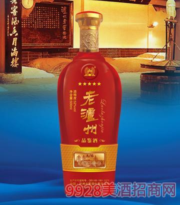 老泸州品鉴酒A6 52度500ml