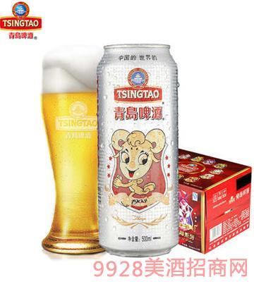 青�u啤酒生肖系列330ml