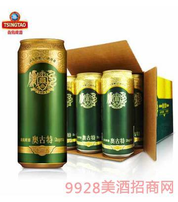 青�u啤酒�W古特500ml