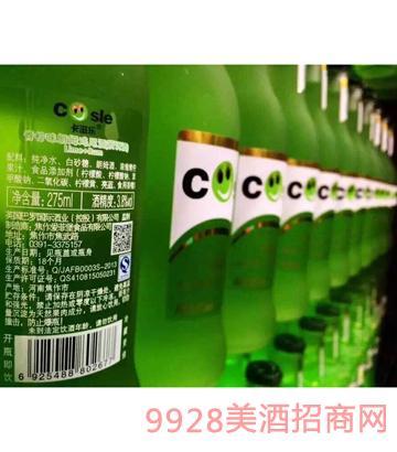 青柠味朗姆鸡尾酒(预调酒)