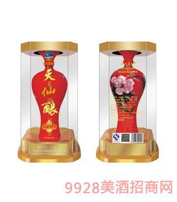 天仙酿酒中国红