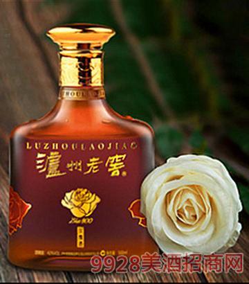 泸州老窖集团玫瑰养生酒Black900