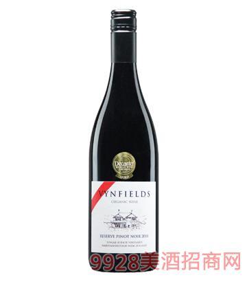 珍藏黑皮诺红葡萄酒 Reserve Pinot Noir