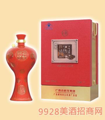 1L古岭神酒(典藏)35%vol