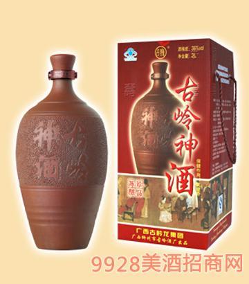 2L古岭神酒(珍品) 35%vol