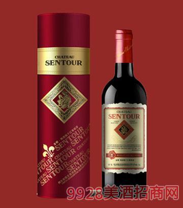ST-47金樽梅鹿辄干红18葡萄酒