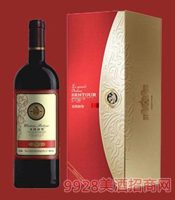 ST-51珍藏礼盒葡萄酒