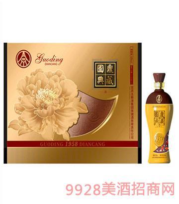 国鼎典藏(牡丹盒)酒