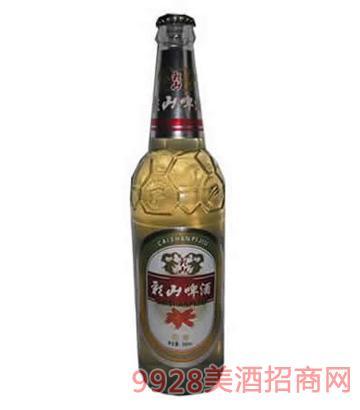 彩山劲爽啤酒