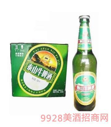 泰山牛啤酒(新)