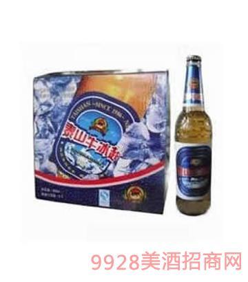 泰山牛冰啤啤酒
