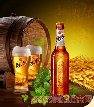CBenz奔驰啤酒特爽