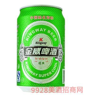 金威啤酒330ml易拉罐