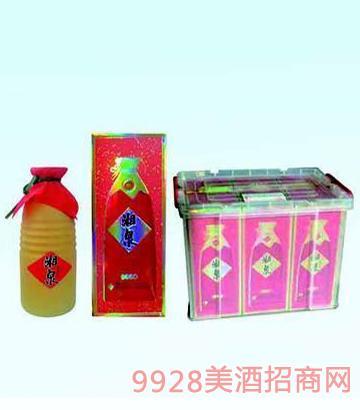 湘泉酒新品一号46° 馥郁香型白酒