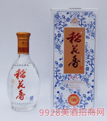 稻花香-蓝花酒