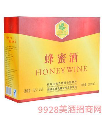 叶逢春蜂蜜酒礼盒