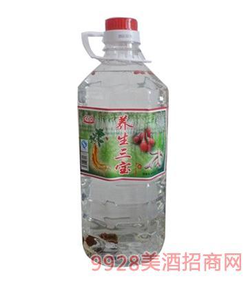 京宾楼养生三宝酒