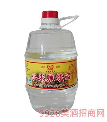 京宾小米原浆酒