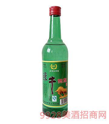 绿牛陈酿酒