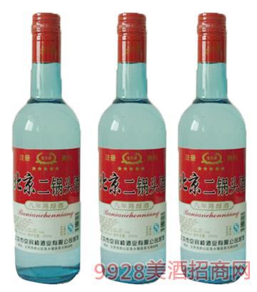 京宾楼北京二锅头酒八年陈酿