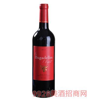 宝嘉黛尔天使干红葡萄酒