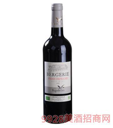 贝若希干红葡萄酒