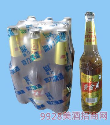 鼎力黄金麦啤酒