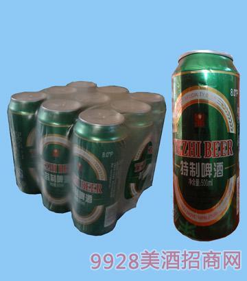 鼎力特制啤酒