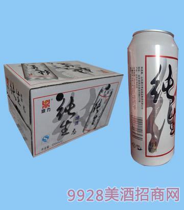 纯生态啤酒500ml