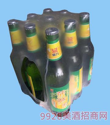 菠萝啤啤酒