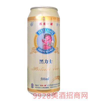 黑力士啤酒易拉罐 500ML