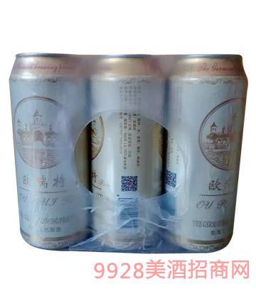欧瑞特啤酒塑包装
