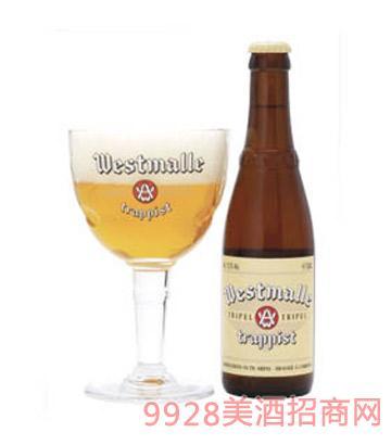 西麥爾三料啤酒