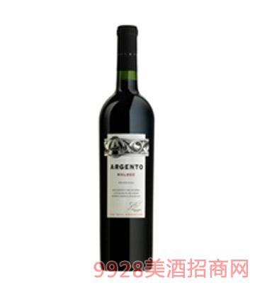 银谷-马尔贝克干红葡萄酒