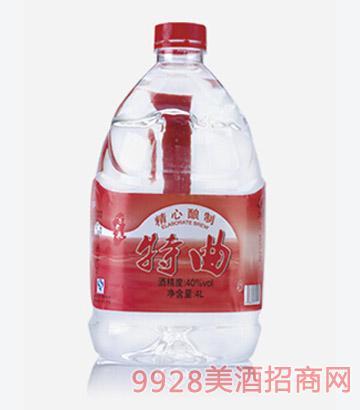 百老泉酒特曲40°4L