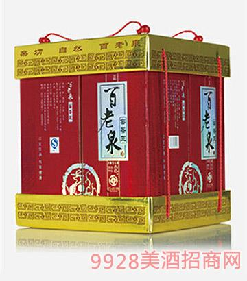 百老泉酒窖香王42°475ml