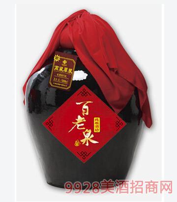 百老泉高粱原浆酒