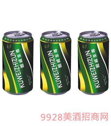 酷威至尊啤酒易拉罐_青岛深海酒业有限公司_中国美酒.