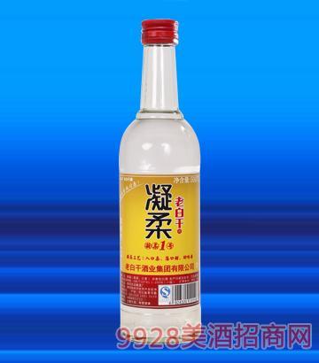 42°凝柔1号老白干酒500ml