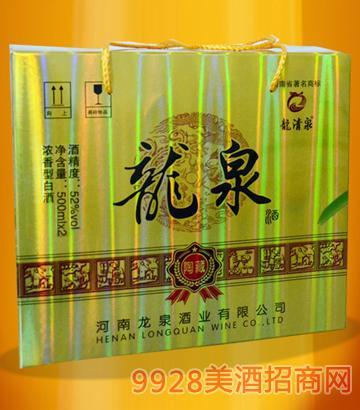 龙泉陶藏酒52°500ml