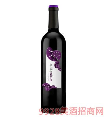 西班牙米勒姆干红葡萄酒