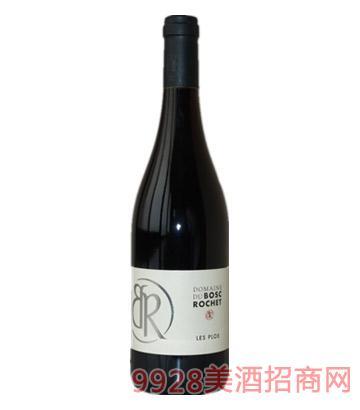 法国布鲁兹干红葡萄酒