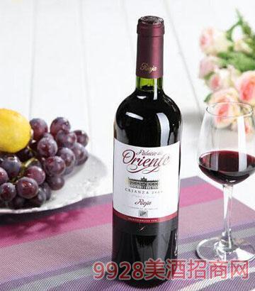 奥连德陈酿干红葡萄酒 2009 13.5°