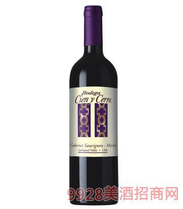 拿侖山酒莊絲洛赤霞珠梅洛紅葡萄酒