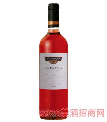拿仑山酒庄棕榈王玫瑰红葡萄酒