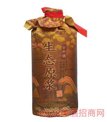 古井生态原浆酒