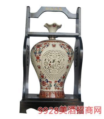 魏槽坊坛子酒镂空3-5斤